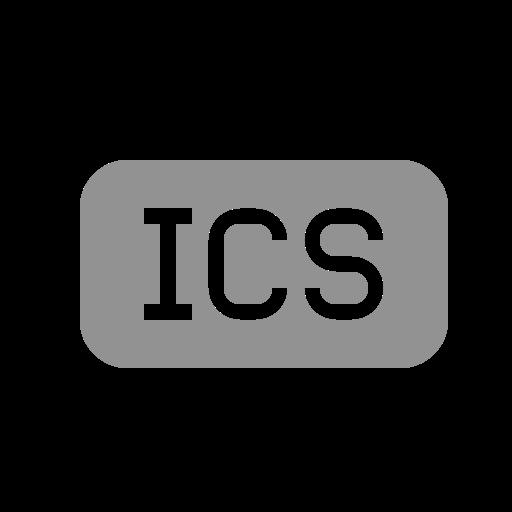 file, ics icon