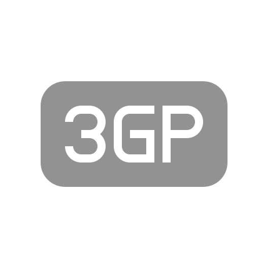 3gp, file icon