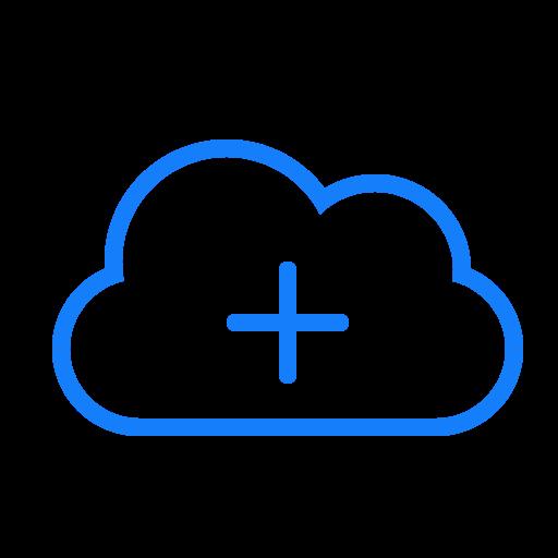 add, cloud icon