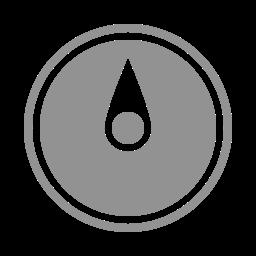 compass, north icon