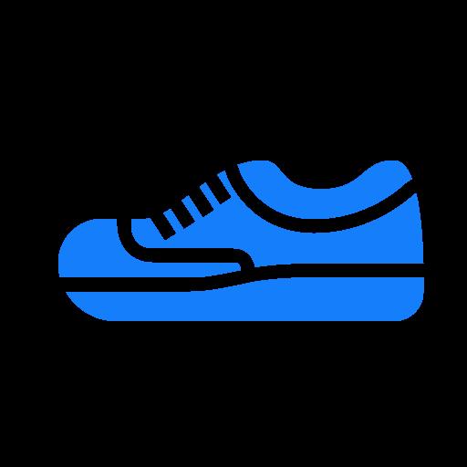 shoe, sports icon