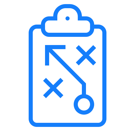 clipboard, move icon