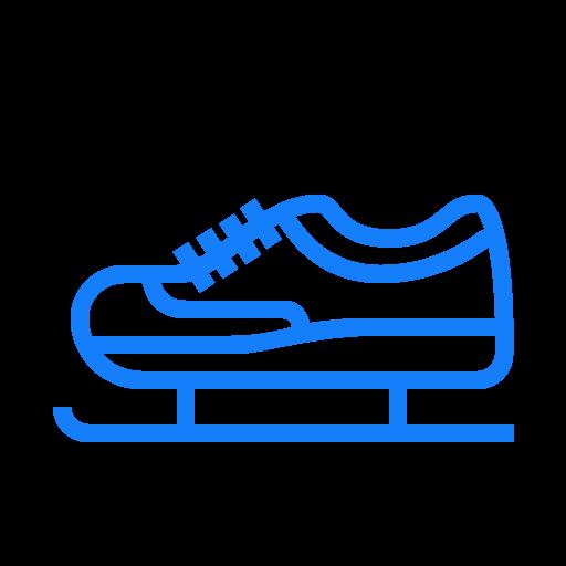 ice, skate icon