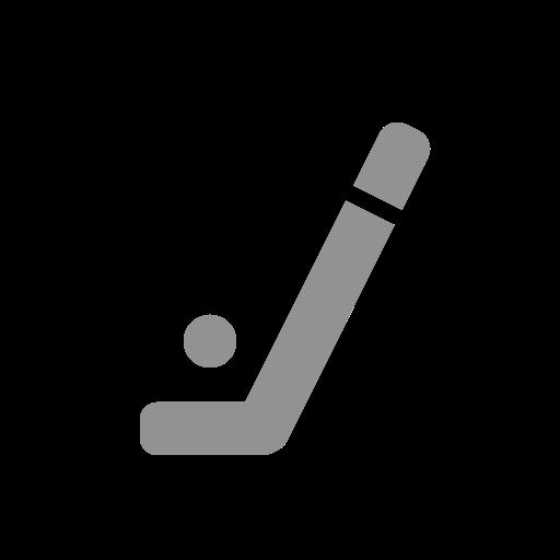 hockey, stick icon
