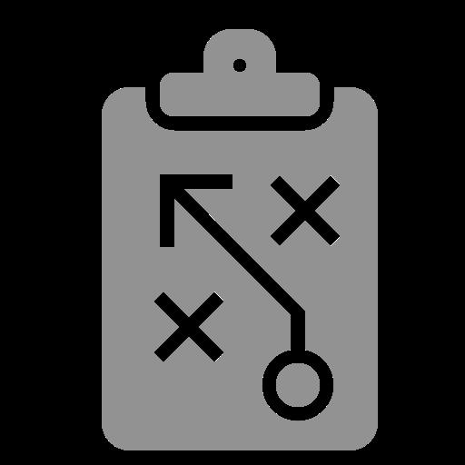 clipboard, move icon