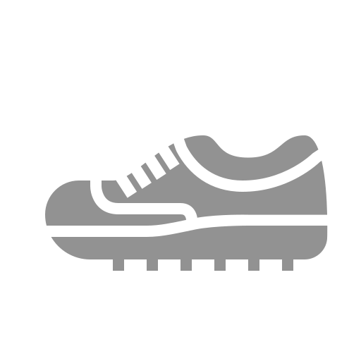 shoe, soccer icon