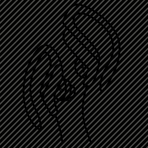 clip, ear, headphones, music, sport, style icon