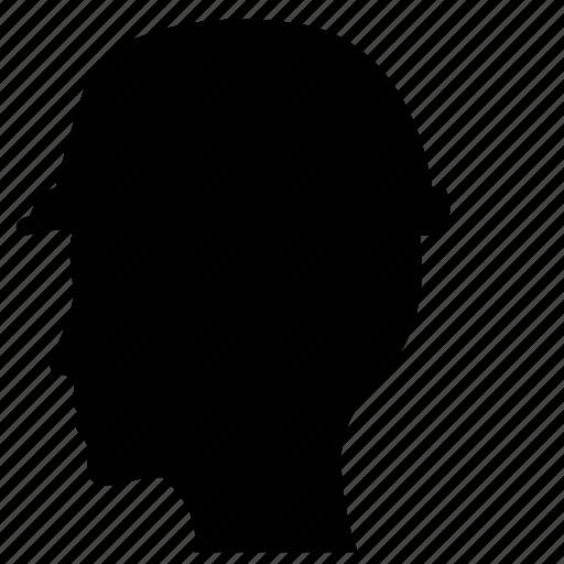builder, head, helmet, man, safety icon