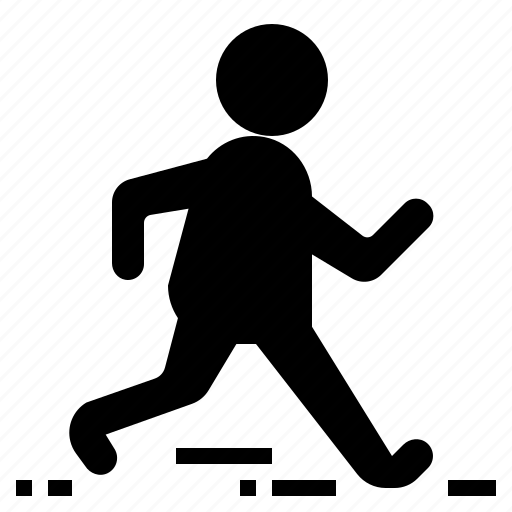 bmi, body, exercise, fat, obesity, overweight, running icon