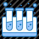 blood, test, tubes icon