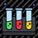 blood, test, tubes