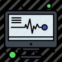 electronics, medical, monitor, reports
