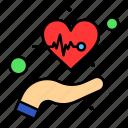 beat, care, health, life, pulses