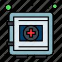 box, locker, medical, protection, safe, security