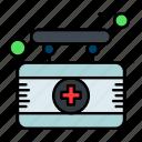 board, hospital, medical, sign