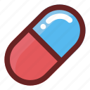 care, heal, health, healthy, medicine, pill, remedy icon