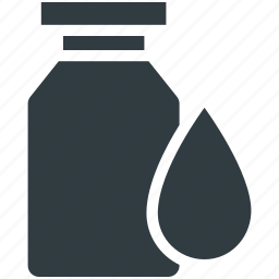 drugs, medicine bottle, medicine jar, pills, syrup bottle icon
