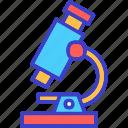 laboratory, microscope, research, chemistry
