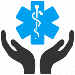 ambulance, care, doctor hands, health, healthcare, medical, medicine icon