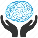 brain, education, help, idea, knowledge, mind, psychology icon