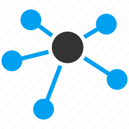 communication, connection, distribution, internet, marketing, system, web icon