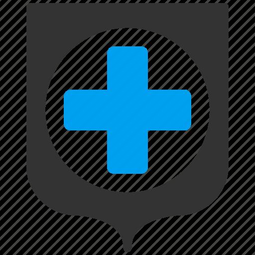 health, healthcare, medical, medicine, protection, safety, shield icon