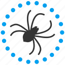 bug, infection, insect, parasite, pest, spider, tick icon