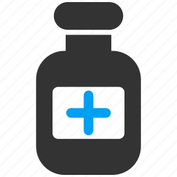 drugs, healthcare, medical, medicine, pharmacy, phial, vial icon