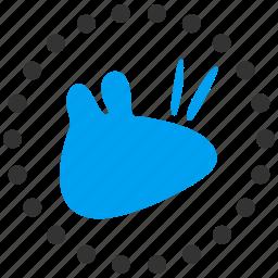 deratization, mice, mouse, parasite, pest, rat, rodent icon
