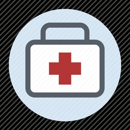 first aid, healthcare, medical, medicine icon