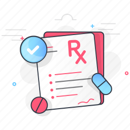 advice, health, medical, prescription, reports, suggestions, test icon