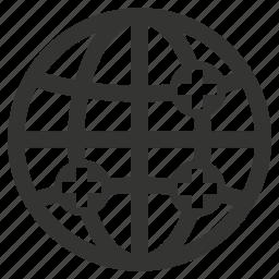 global health, global healthcare, globe, healthcare, hospital, international healthcare icon