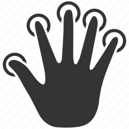 alert, biometric, finger, fingerprint, fingerprints, identity, important, lock, scan, security icon