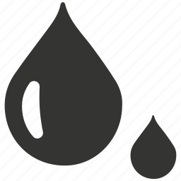 blood, blood donation, hematology, oil, water drop icon