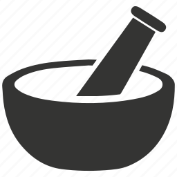 herbal, medicine, molcajete, mortar, mortar and pestle, pestle, pharmacology icon