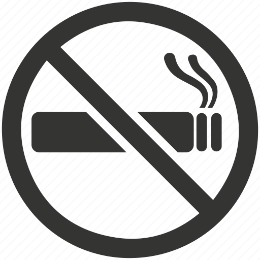 area, cigarette, no, no smoking, smoking, tobacco icon