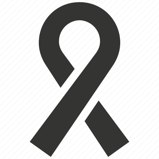 awareness, awareness ribbon, breast cancer, cancer, ribbon icon