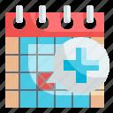 appointment, deadline, calendar, checkup, schedule