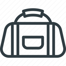bag, equipment, gym, sport, workout icon