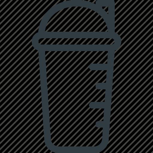 bottle, drink, drinks, fitness, liquid, shaker icon