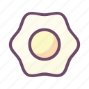 breakfast, egg, eggs, food icon