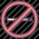 cigarette, no smoking, smoking, health, warning