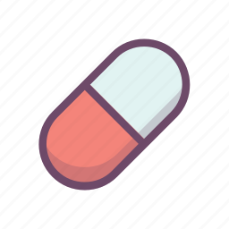 capsule, drug, medicine, pill, pills, tablets icon