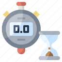 chronometer, healthcare, interface, medical, stopwatch, timer, wait icon