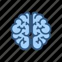 brain, head, health, mental, mind icon