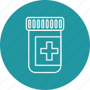 drugs, medicine, pharmacy, pills icon