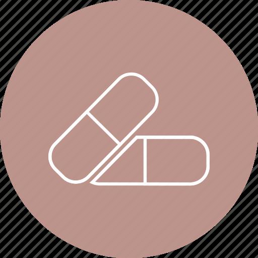 drug, medications, medicines, pills icon