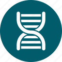 dna, genetic, genome, hospital icon