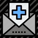 disease, fitness, health, mail, medicine