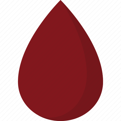 blood, drop, droplet icon